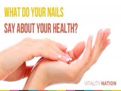 Móng tay của bạn nói gì về sức khoẻ của bạn?